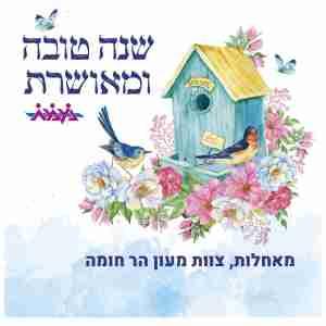 חגי ישראל - מתנות אישיות לילדים